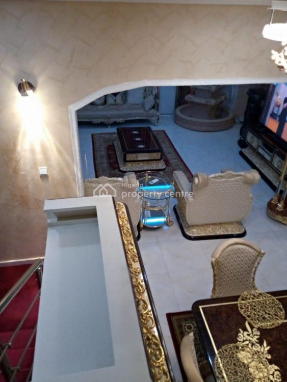 Super Furnished 6 Bedrooms Duplex and Bq, Kado, Abuja, Detached Duplex for Sale