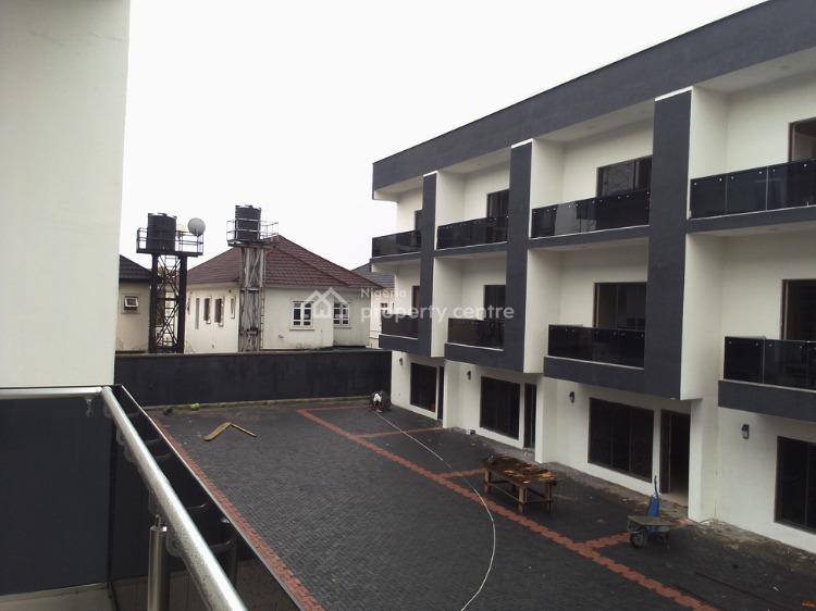Atlantic Terraces with Swimming Pool, Off Fatai Arobbieke Street, Lekki Phase 1, Lekki, Lagos, Terraced Duplex for Sale