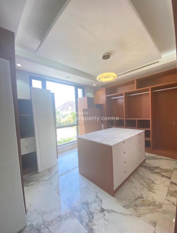 Luxury Finished 7 Bedroom Fully Detached Duplex with Pool, Gym, Cinema, Banana Island Estate, Banana Island, Ikoyi, Lagos, Detached Duplex for Sale