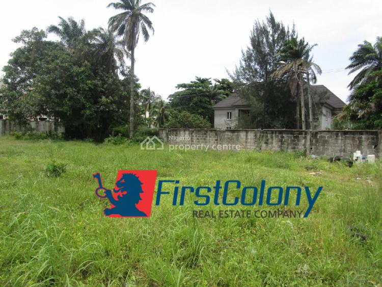 2100sqm Fenced Virgin Land ; Available, Off Macpherson Road, Old Ikoyi, Ikoyi, Lagos, Residential Land for Sale