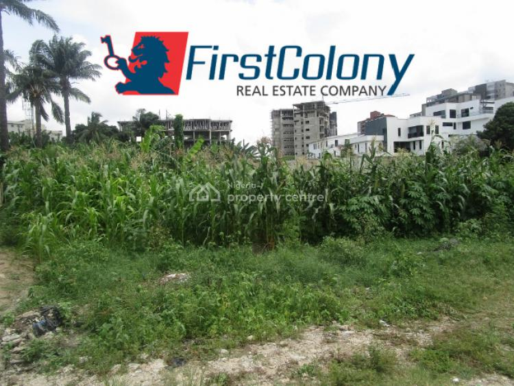 6930sqm Fenced Virgin Land with Approval for Twin Towers, Along Glover Road, Old Ikoyi, Ikoyi, Lagos, Residential Land for Sale