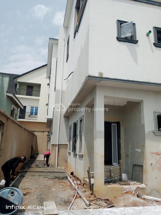 New 5 Bedrooms Detached House 95% Completed, Gra Phase 2, Magodo, Lagos, Detached Duplex for Sale
