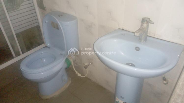 Attractive Mini Flat ( One Bedroom Apartment ) Two Toilets, Zina Estate Before Blenco Ado Road, Ajah, Lagos, Mini Flat for Rent