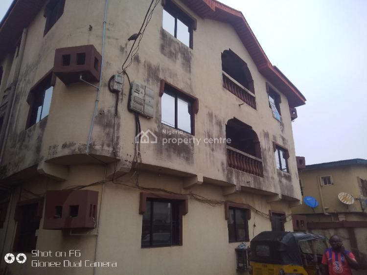 6 Flat  of 3 Bedroom, Ago Palace, Isolo, Lagos, Block of Flats for Sale