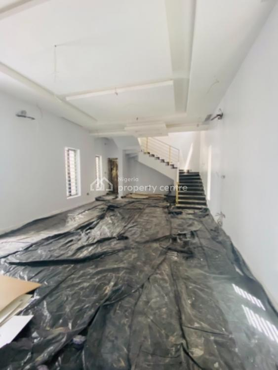Exquisite 5 Bedroom Fully Detached Duplex with a Domestic Room, Osapa, Lekki, Lagos, Detached Duplex for Sale