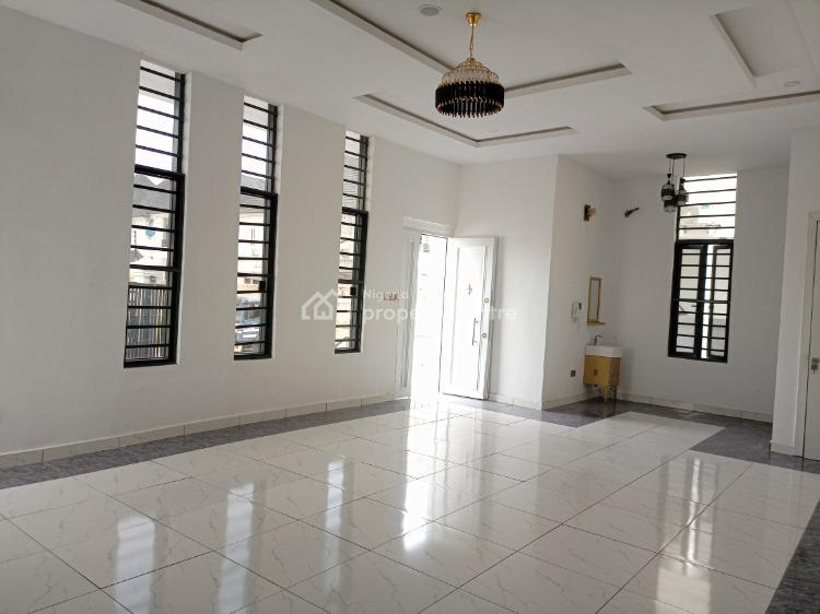 Luxury Built and Exquisite Finished 5 Bedroom Detached Duplex with Bq, By Chevron Drive, Lekki Phase 2, Lekki, Lagos, Detached Duplex for Sale