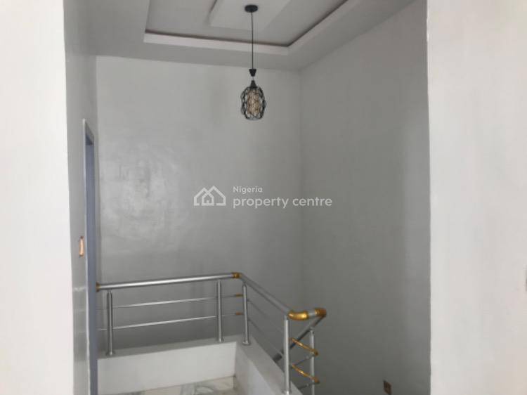 Newly Built 4 Bedroom Semi Detached Duplex with 24 Hours Power Supply, Conservation Center Opposite Chevron Drive, Lekki, Lagos, House for Rent