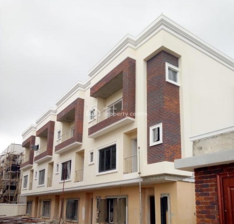 Brand New 4 Bedrooms Terraces, Lekki, Lagos, Terraced Duplex for Sale