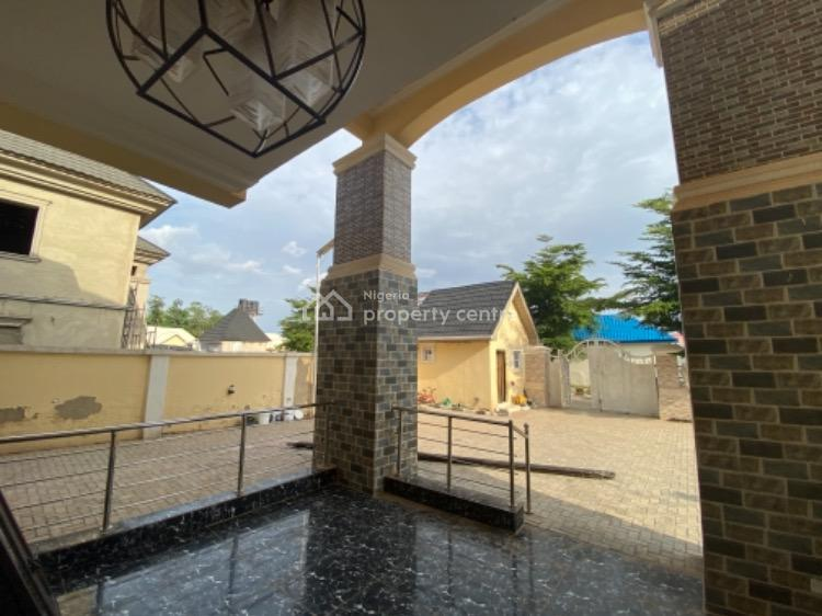 a Lovely Family Home in a Well Organized Estate for Quick Grab, Close to Ebaeno Supermarket, Gaduwa, Abuja, Detached Duplex for Sale