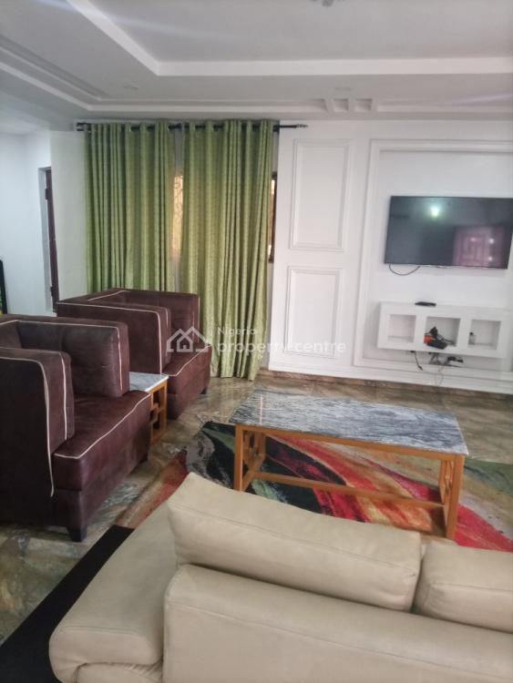 Luxury 3 Bedroom Flat, Dideolu Estate, Victoria Island (vi), Lagos, Flat Short Let