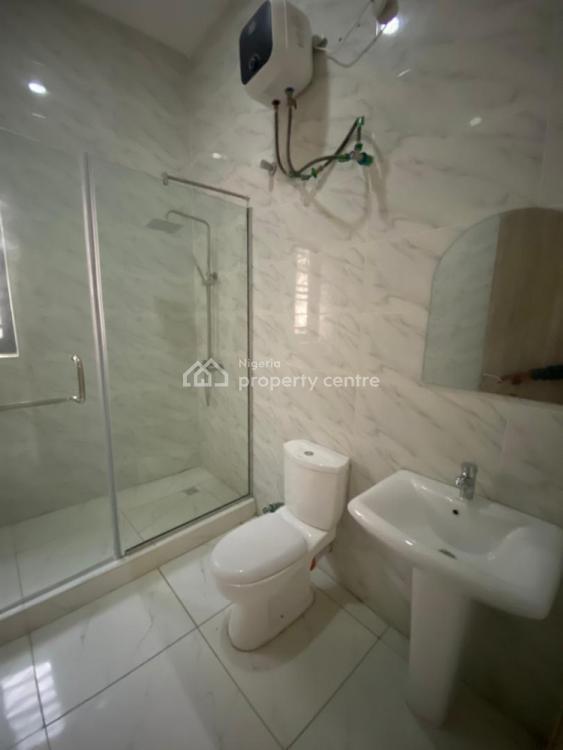 Luxury 5 Bedrooms Detached Duplex Newly Built with Bq, Chevron, Lekki, Lagos, Detached Duplex for Sale