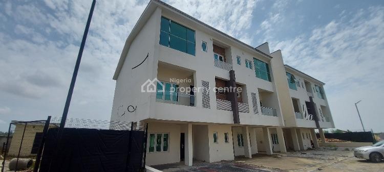 Well Finished  2 Bedrooms  Mansionette with  Bq, New Horizon, Ikate Elegushi, Lekki, Lagos, Terraced Duplex for Sale