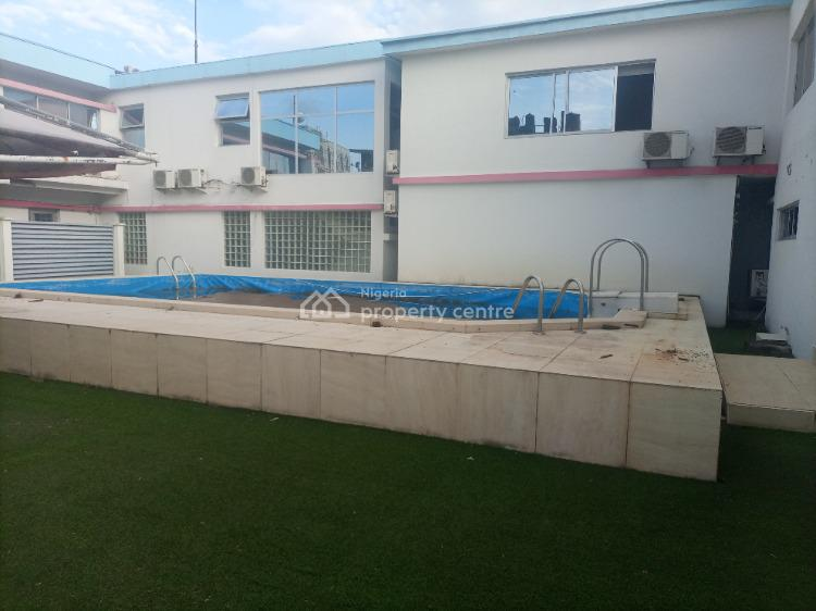 25 Bedrooms Detached House, Adeola Odeku, Victoria Island (vi), Lagos, Office Space for Rent