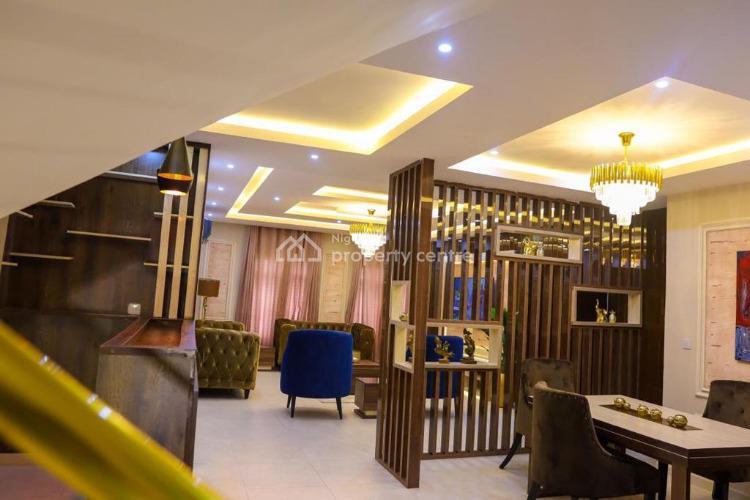 Uniquely Furnished 4 Bedroom Duplex, Grandeur Ikate, Ikate, Lekki, Lagos, House Short Let