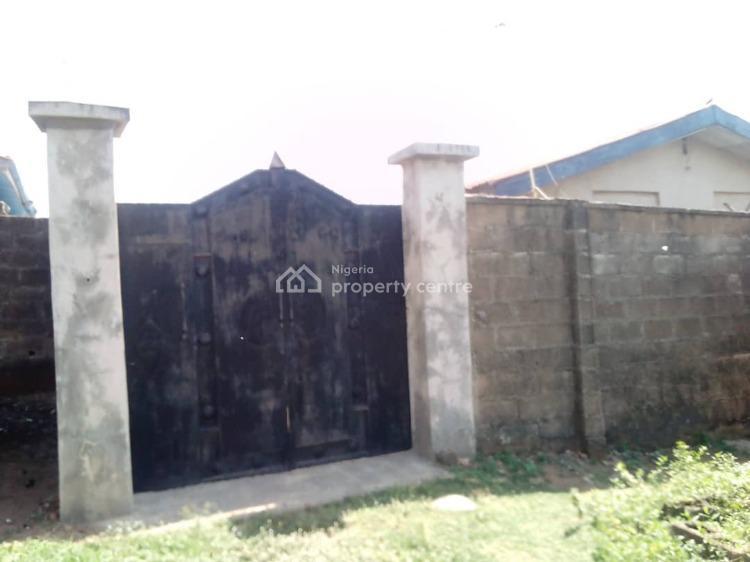 4 Bedroom & 2 Bedroom Flat, Zone D, No. 8 Ogo Oluwa Community, Iyana Agbala, Alakia, Ibadan, Oyo, Block of Flats for Sale
