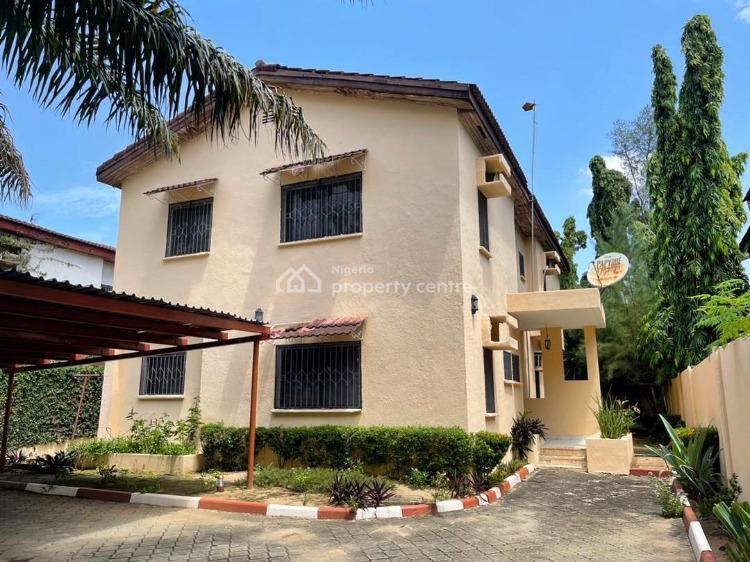 4 Bedrooms Detached Duplex, Vgc, Lekki, Lagos, Detached Duplex for Sale