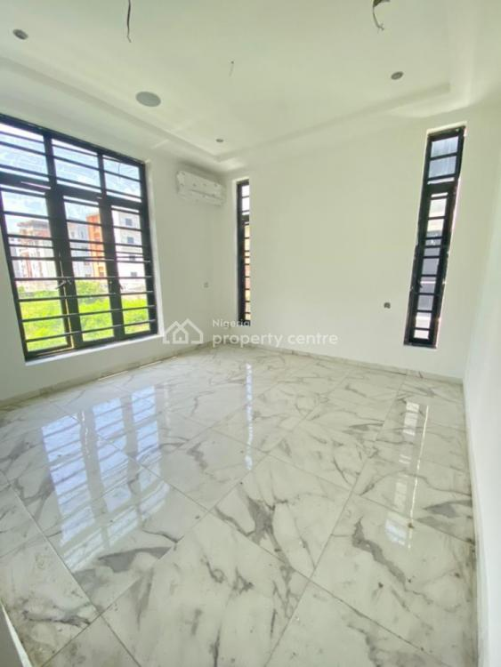 Nicely Built 4 Bedroom Semi Detached Duplex with Bq, Ikoyi, Lagos, Semi-detached Duplex for Sale