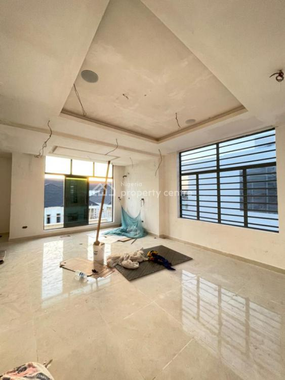 5 Bedrooms Fully Detached Duplex with Rooftop Terrace, Ikate, Lekki, Lagos, Detached Duplex for Sale