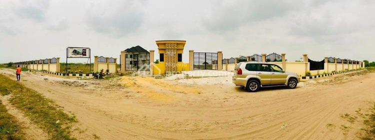 Ready to Build Gated Dry Estate Land, Opposite Pan Atlantic University Behind Amen Estate Phase 1, Eleko, Ibeju Lekki, Lagos, Residential Land for Sale