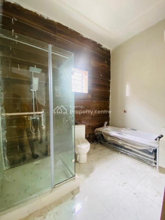 4 Bedroom Semi Detached Duplex, Chevron Alternative, Lekki, Lagos, Semi-detached Duplex for Rent