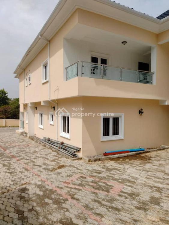 5 Bedroom Fully Detached Duplex with 2 Unit 2 Bedroom Bq, Asokoro District, Abuja, Detached Duplex for Sale