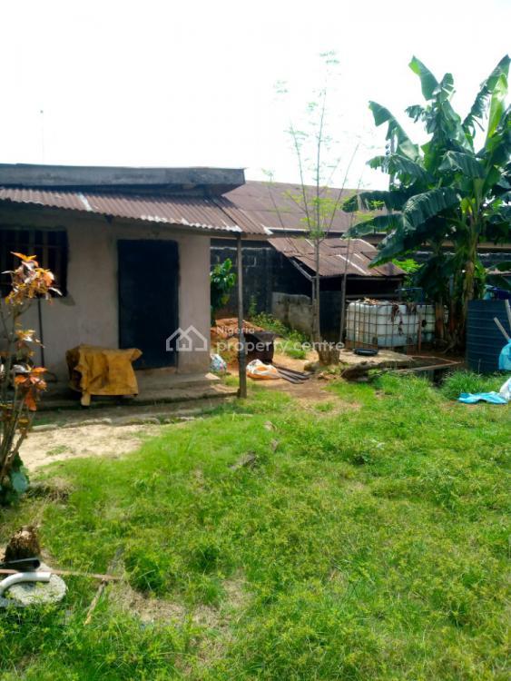 a Semi Detached 2 Bedroom Bungalow, Igba Estate, Rumuduru, Port Harcourt, Rivers, Semi-detached Bungalow for Sale