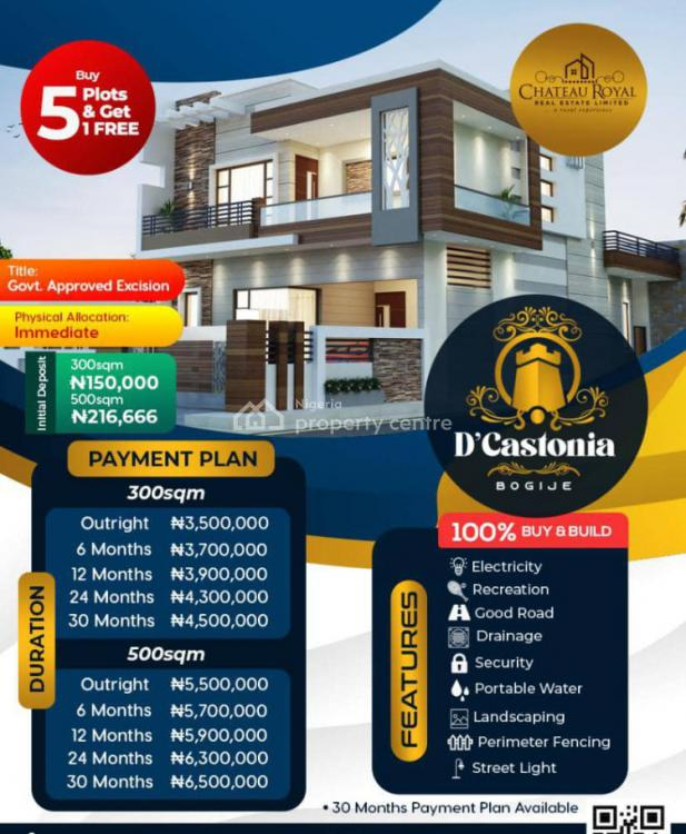 Dry Land, Bogije, Ibeju Lekki, Lagos, Mixed-use Land for Sale