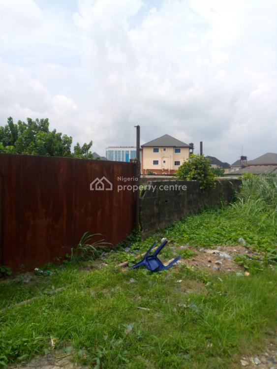 2 & Half Plot of Land with Fence and Gate, Stadium Road, Rumuomasi, Port Harcourt, Rivers, Residential Land for Sale