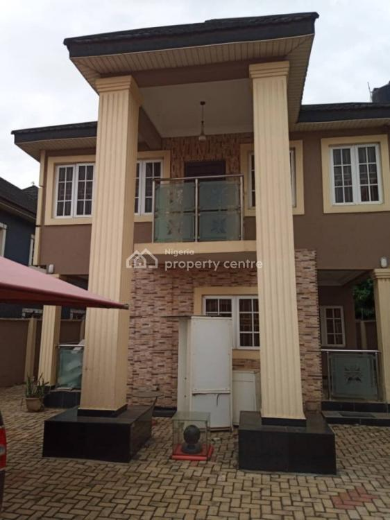 a Spacious & Well Maintained 5 Bedroom Duplex + 2 Room Bq, Omole Phase 2, Ikeja, Lagos, Detached Duplex for Sale