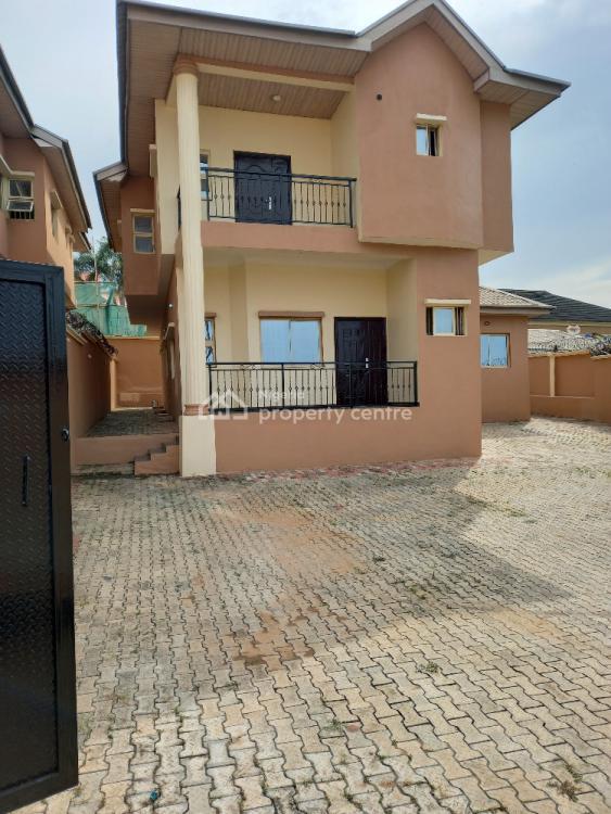 Newly Renovated 4 Bedroom Duplex, Opp Alausa Ikeja, Gra Phase 2, Magodo, Lagos, House for Rent