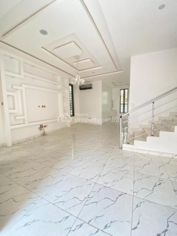 Luxury Newly Built 5 Bedroom Detached Duplex Plus Ac & Generator, Chevron Drive, Lekki, Lagos, Detached Duplex for Sale