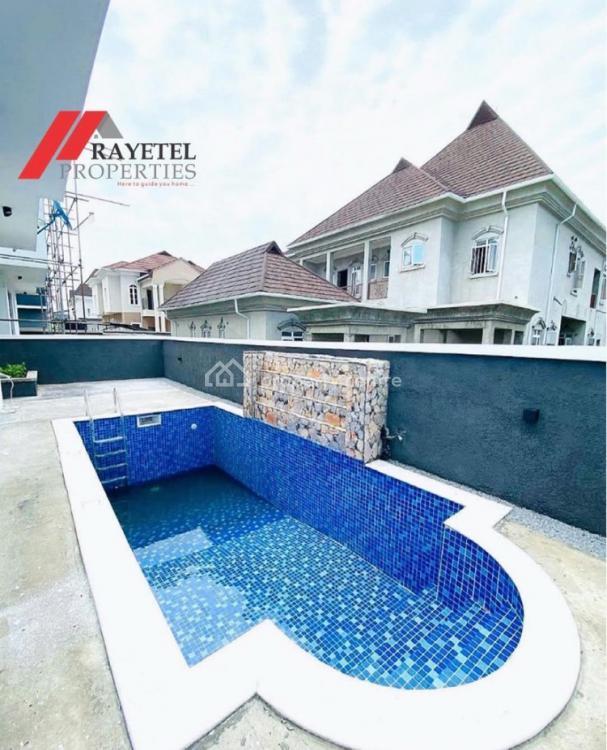Contemporary 5 Bedroom Fully-detached House, Jakande, Lekki, Lagos, Detached Duplex for Sale