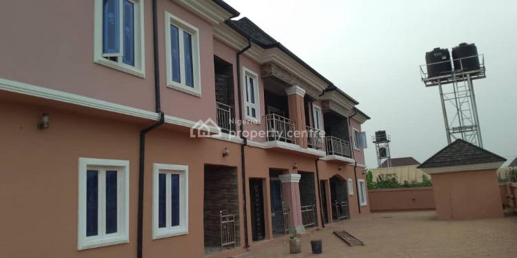 Standard  6 Flats, Jeff Area, Ibusa Road., Asaba, Delta, Block of Flats for Sale