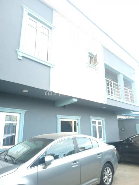 Lovely House of 6 Numbers of Flats, Oregun, Ikeja, Lagos, Block of Flats for Sale