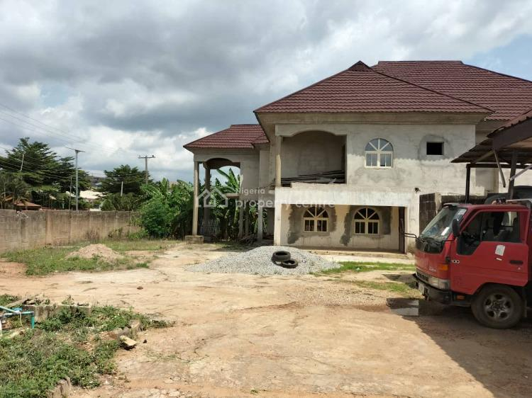 a Five Bedroom Duplex, Ijapo Estate, Akure, Ondo, Detached Duplex for Sale