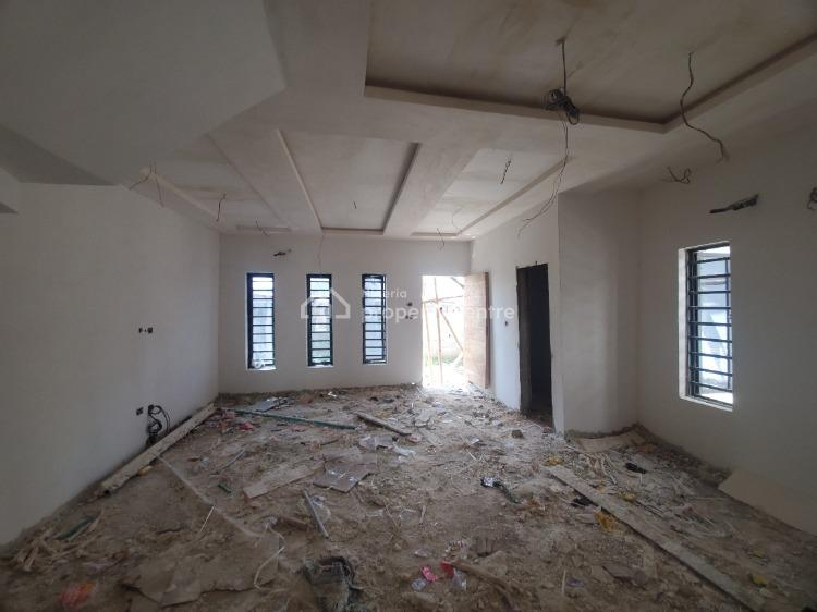 Brand New and Lovely Four (4) Bedroom Semi Detached House with Bq, Ikate, Lekki, Lagos, Semi-detached Duplex for Sale