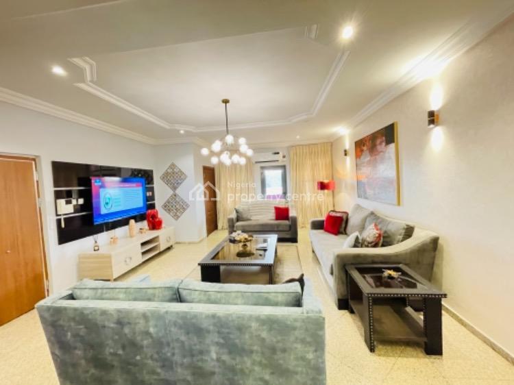 Casa Mannie - Exquisite and Tastefully Furnished 3 Bedroom Apartment, Ihuntayi Street, Oniru, Victoria Island (vi), Lagos, Flat / Apartment Short Let