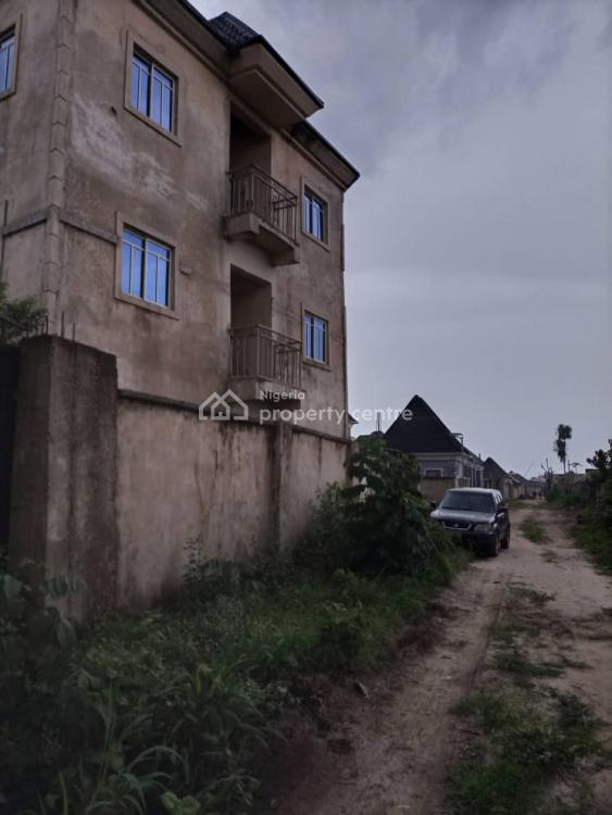 2 Storey Building of 6 Flats of 3 Bedrooms, Irete, Owerri North, Imo, Block of Flats for Sale