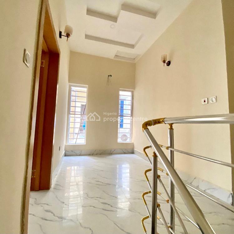 Four (4) Bedroom Semi Detached Duplex, Ikota, Lekki, Lagos, Semi-detached Duplex for Sale