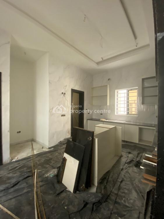 Newly Built 5 Bedroom Detached Duplex with B.q, Osapa, Lekki, Lagos, Detached Duplex for Sale