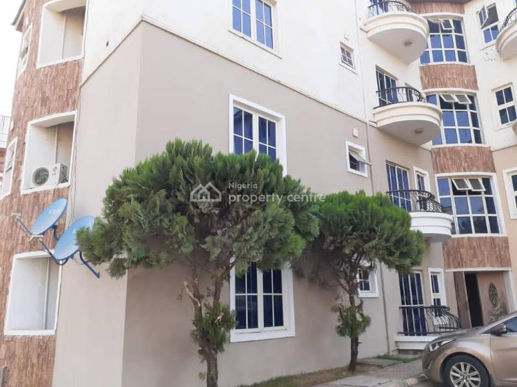 3 Bedrooms Serviced Flat with Bq, Apo, Abuja, Flat / Apartment for Sale