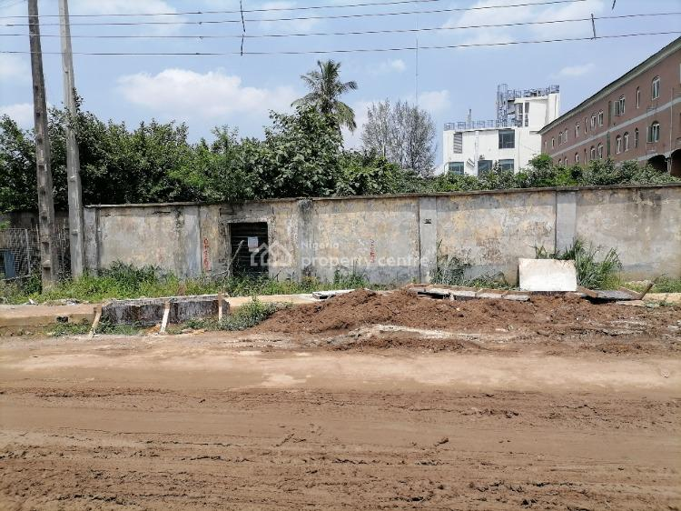 Landed Property Measuring 2000 Sqmtrs in a Very Serene Part, Ikeja Gra, Ikeja, Lagos, Mixed-use Land for Sale