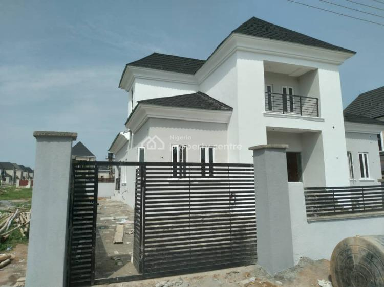 Four Bedroom Fully Detached Duplex with Two Rooms Bq, Lugbe District, Abuja, Detached Duplex for Sale