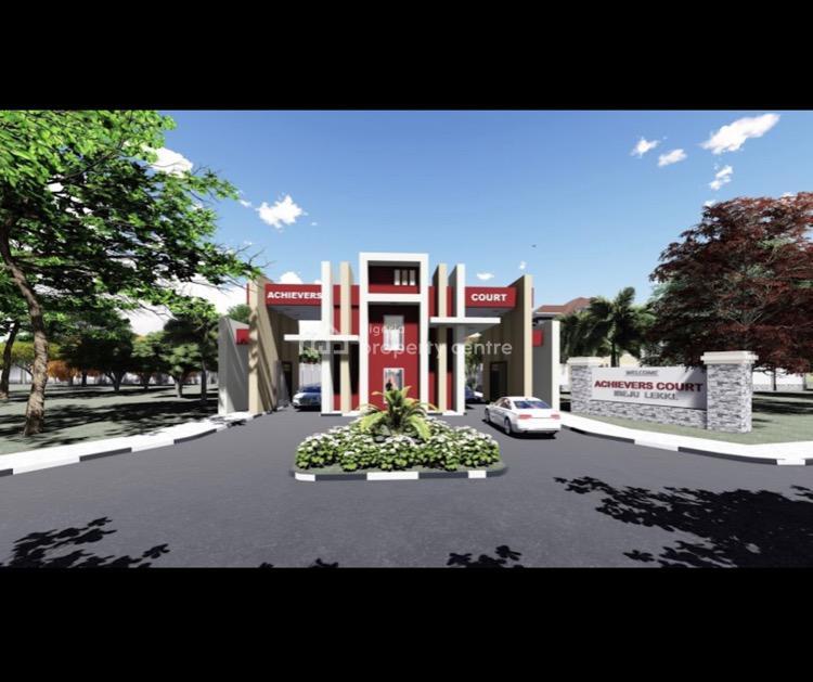 450sqm Lands in Achievers Court Osoroko, Free Trade Zone Axis, Osoroko, Ibeju Lekki, Lagos, Mixed-use Land for Sale