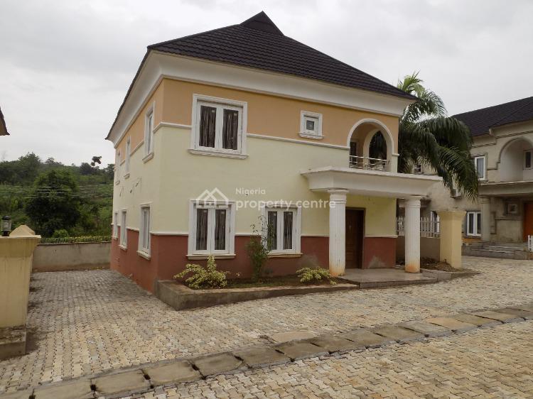 Newly Built Luxury 3 Bedroom Duplex with a Room Bq in a Secured Gra, Pine Valley, Pine Lane, Alalubosa Gra, Close to Iyaganku Gra, Alalubosa, Ibadan, Oyo, Detached Duplex for Sale