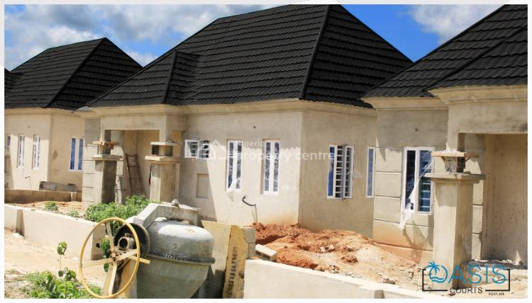 Newly Built 2 Bedrooms Bungalow, Oasis Court, Poka, Epe, Lagos, Detached Bungalow for Sale