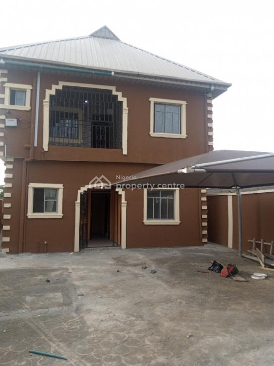 Newly Built 2 Bedroom Flat, Progressive Estate, Iba, Ojo, Lagos, Flat for Rent