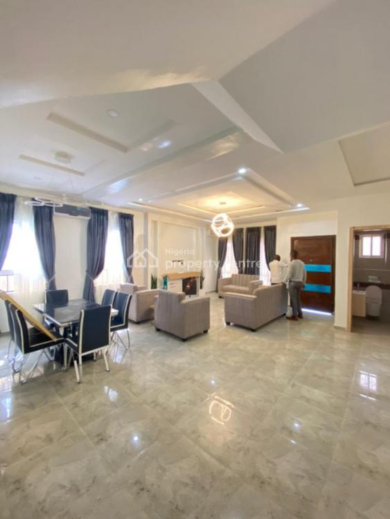 Luxury 5 Bedrooms Semi-detached with Gym + Bq Available, Well Serene, Ikate Elegushi, Lekki, Lagos, Semi-detached Duplex for Sale