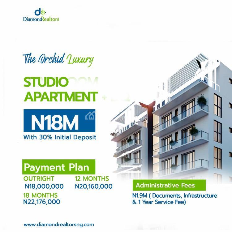 Luxury Studio Apartment, Monastery Road, Sangotedo, Ajah, Lagos, Mini Flat for Sale