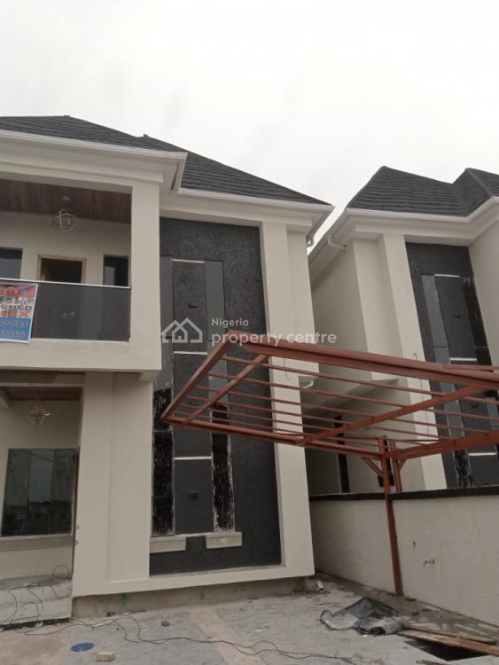 Luxurious 5 Bedrooms Fully Detached Duplex with a Bq, Divine Homes, Thomas Estate, Ajah, Lagos, Detached Duplex for Sale